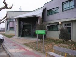 Edificio del Laboratorio de Técnicas Instrumentales e Instalación Radiactiva