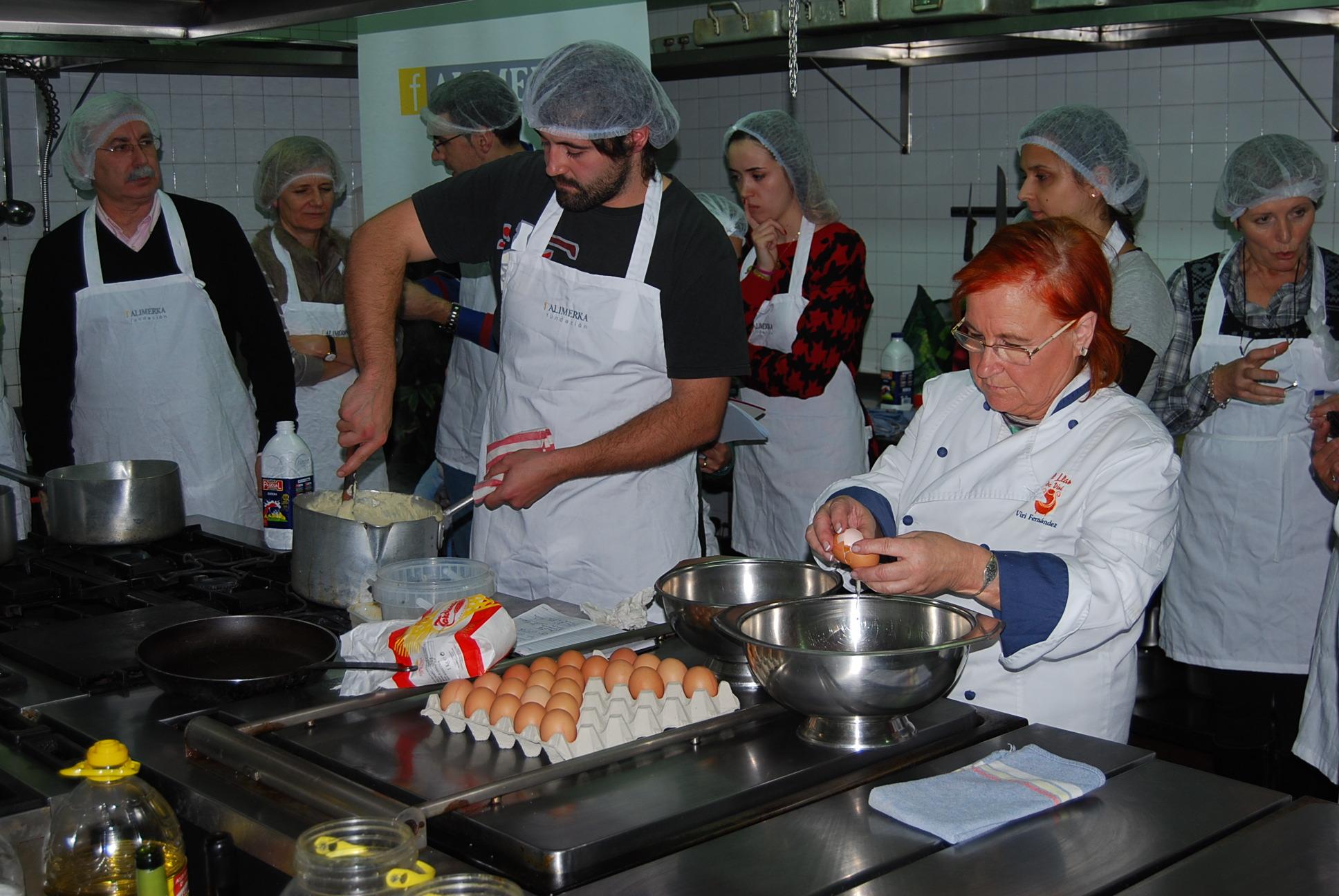 Cocina asturiana 27 de noviembre 064 red espa ola de for Cocina asturiana