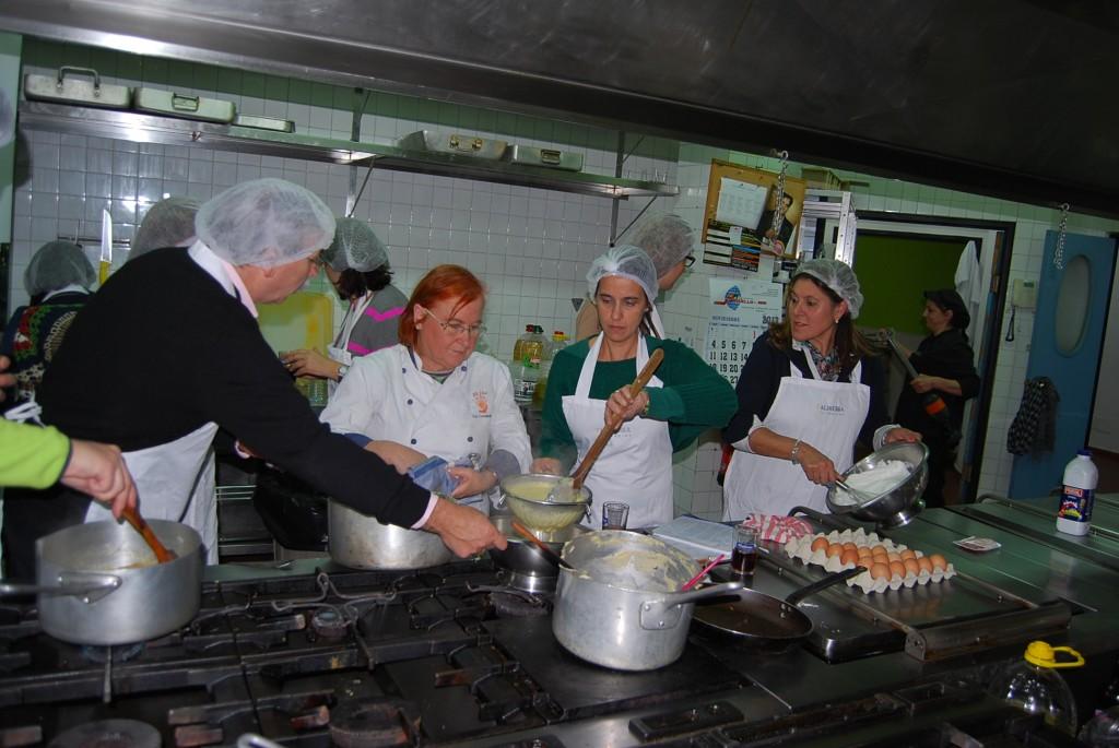 Cocina asturiana 27 de noviembre 071 red espa ola de for Cocina asturiana