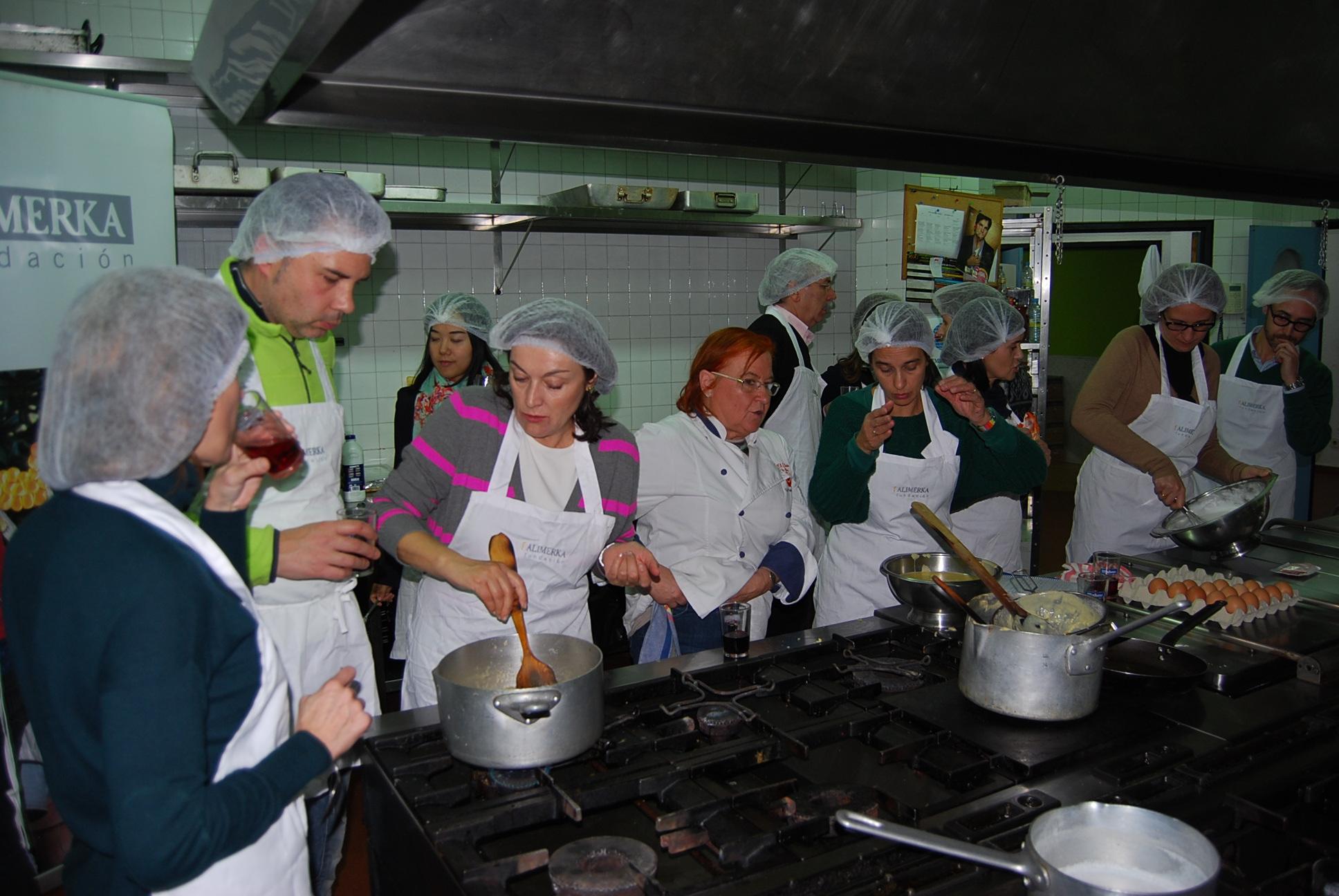 Cocina asturiana 27 de noviembre 075 red espa ola de for Cocina asturiana